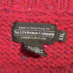 J. Peterman Sweaters - J. Peterman Vintage Men's XXL Sweater